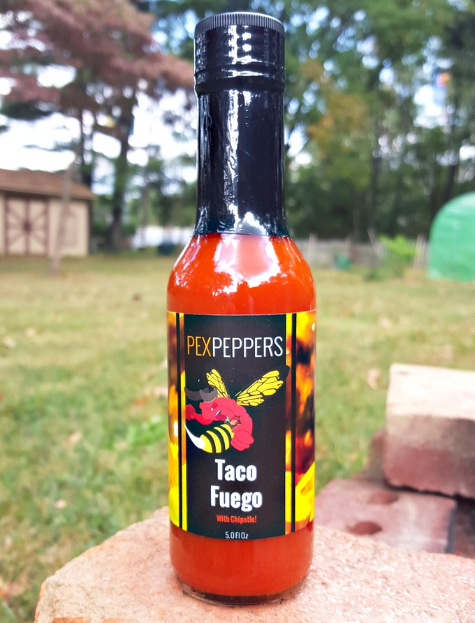 Taco Fuego Chipotle Garlic sauce