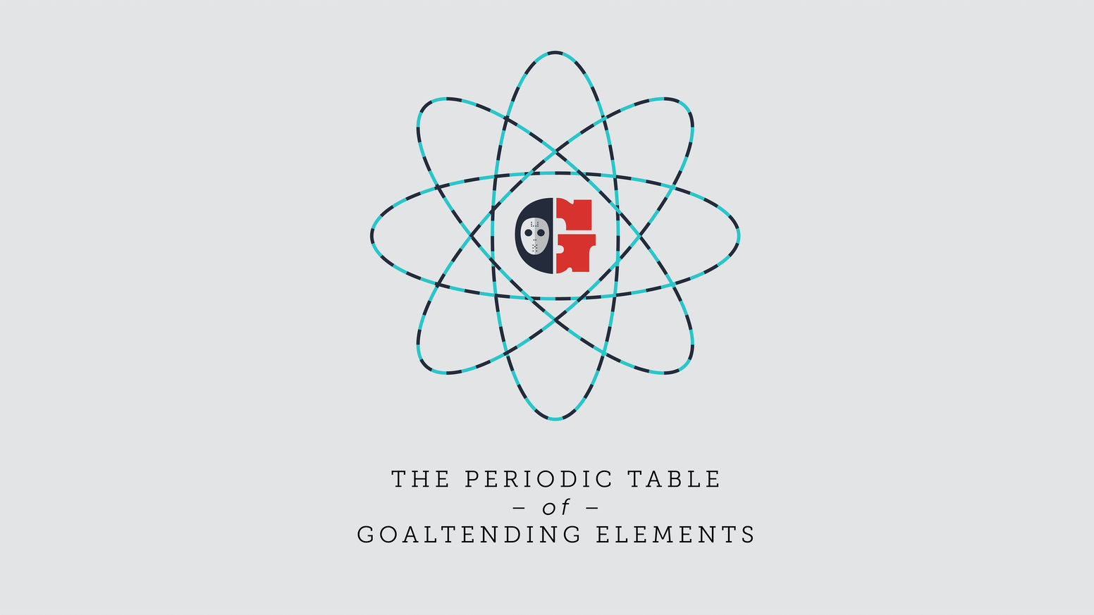 the periodic table of goaltending elements we transformed our creative goaltending infographic into a full color learning book poster