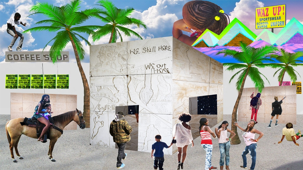 The Crenshaw District Hieroglyph Project project video thumbnail