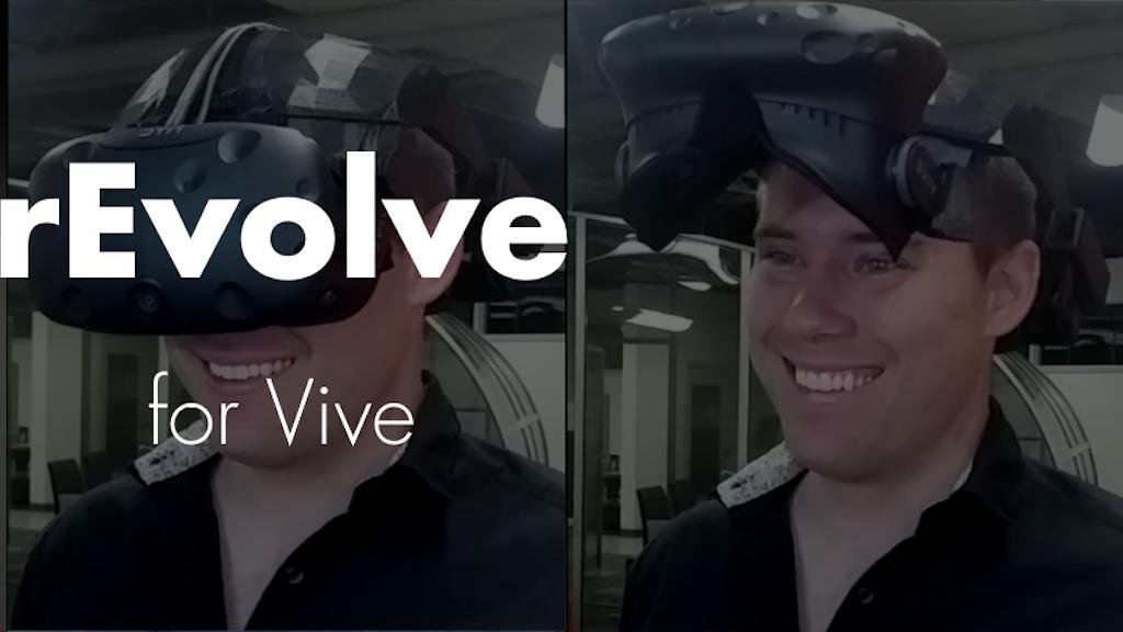 rEvolve for Vive project video thumbnail