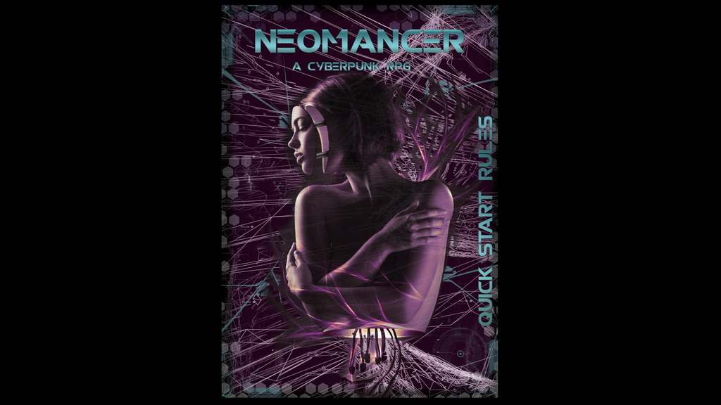 Neomancer - A Cyberpunk Pen and Paper RPG project video thumbnail