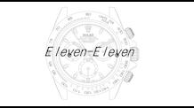 Eleven-Eleven - Keyrings
