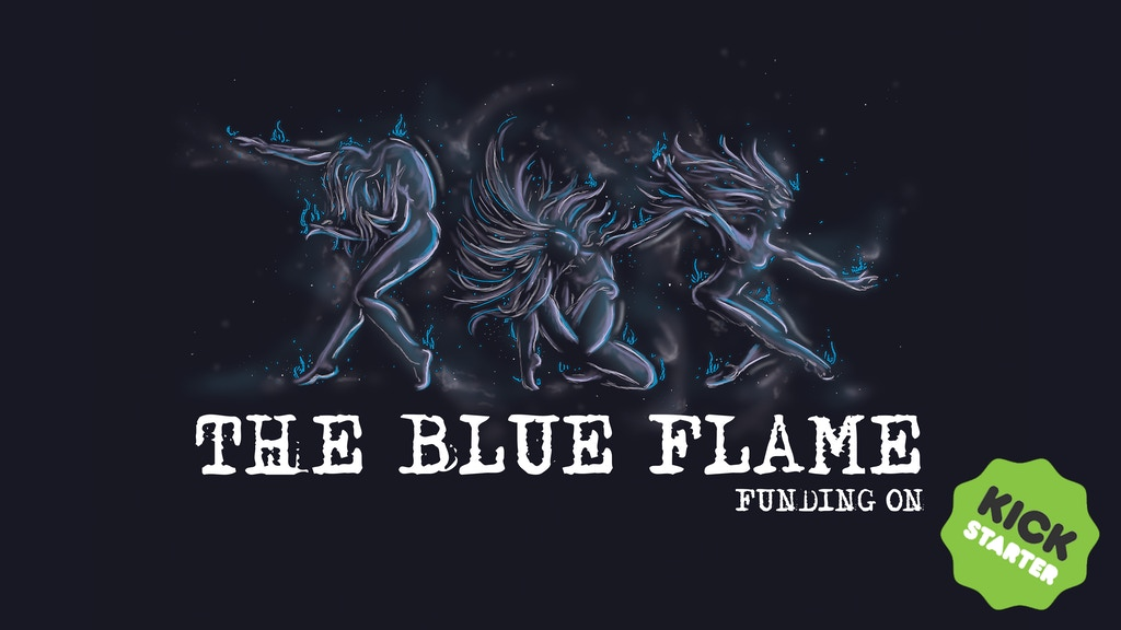 The Blue Flame: An Autobiography project video thumbnail