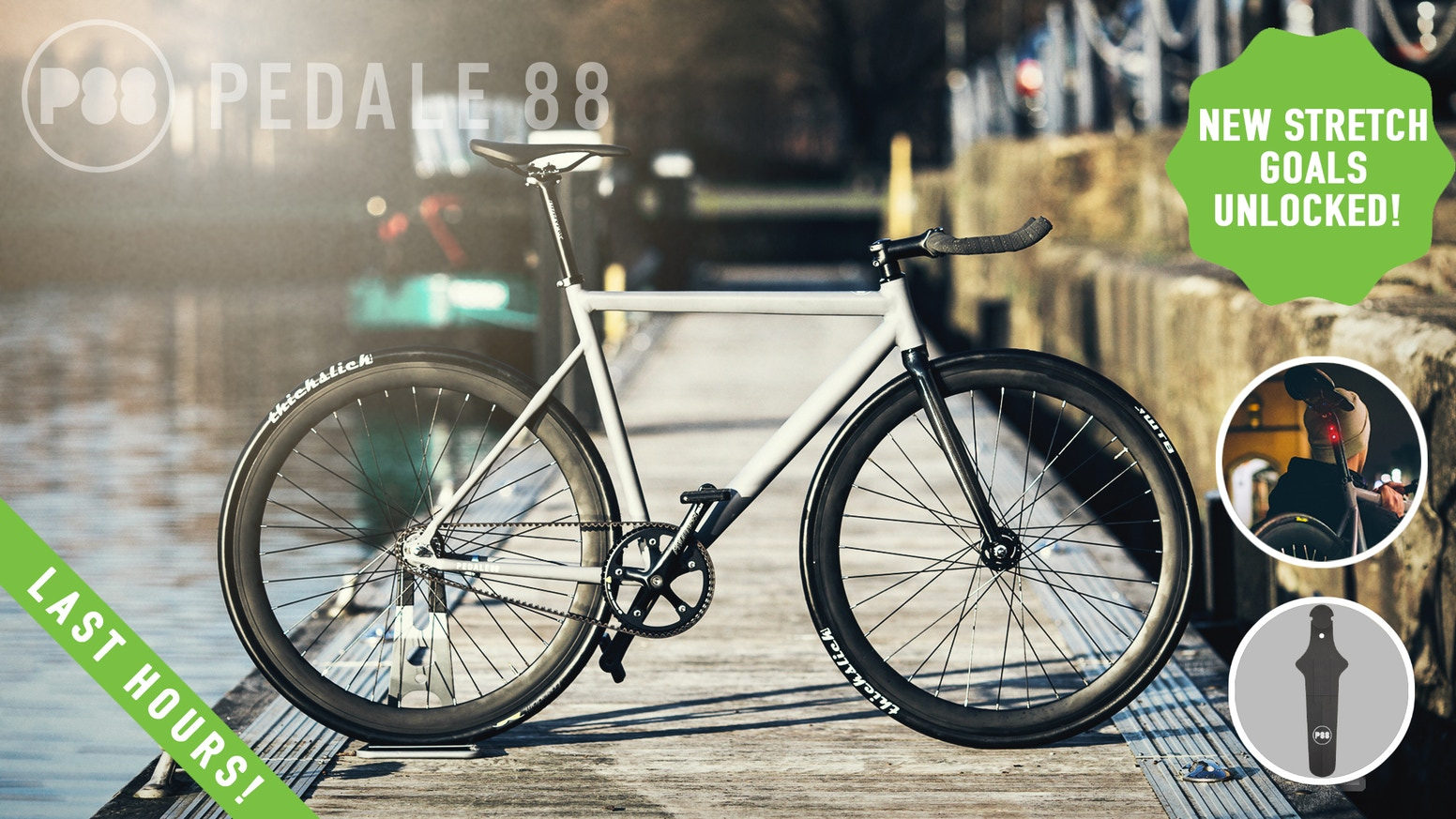 Affordable, single or two automatic/3-speed internal gear, no rust, no grease, oil or dirt, no cables bicycle Pedale88 chrono