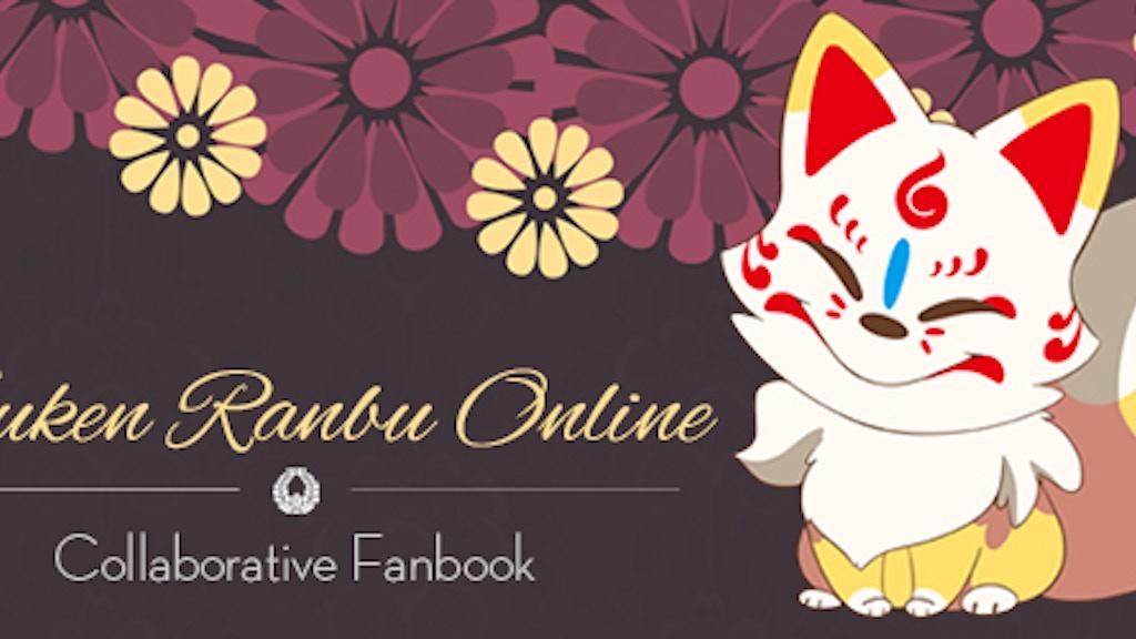 Touken Ranbu Collaborative Fanbook project video thumbnail