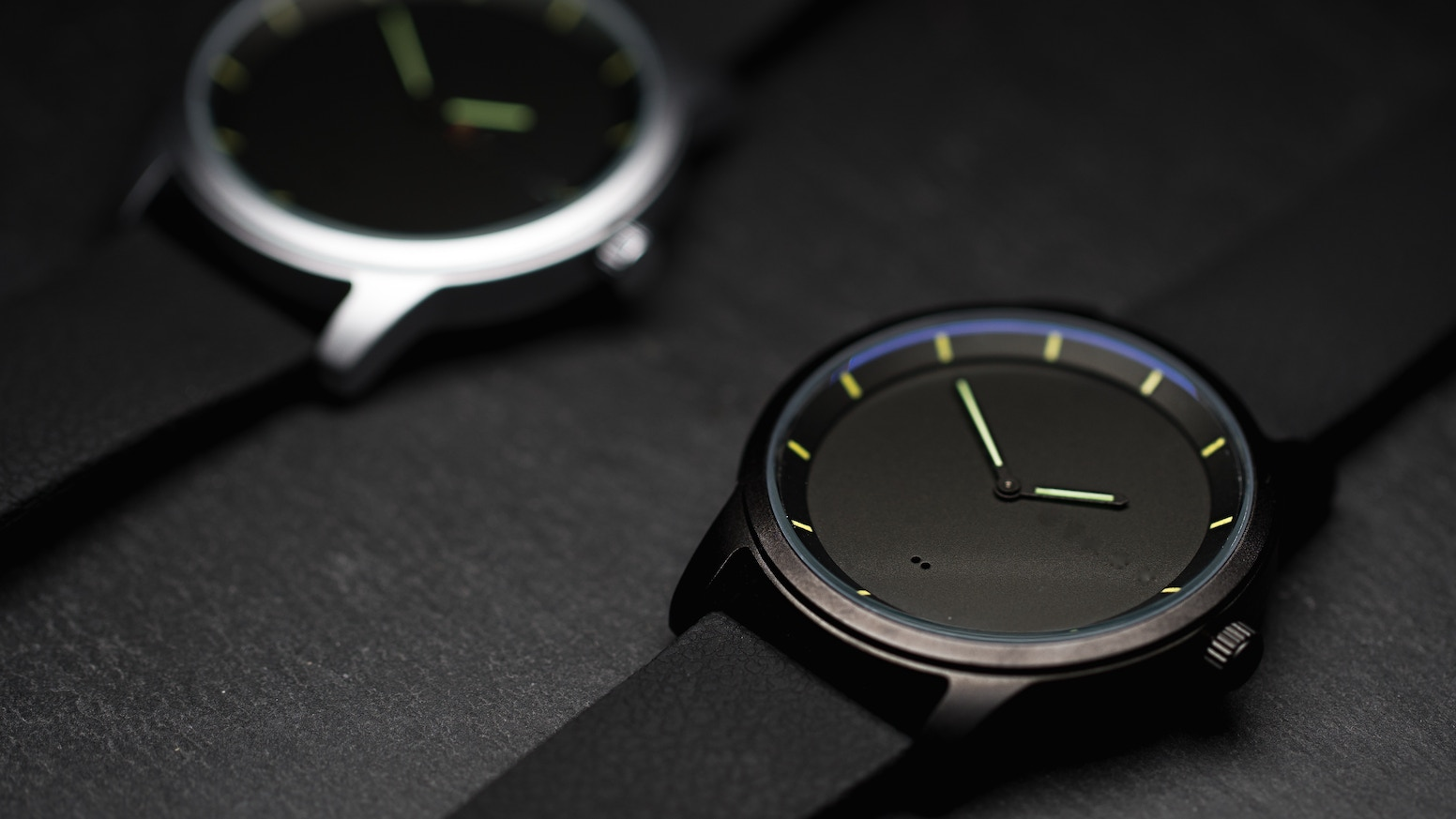 c2fb9dcab An everyday water-resistant minimalist smartwatch. Track your steps, sleep,  alarms and