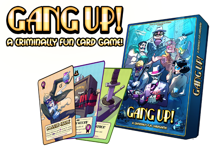 A fast card game you win by tactically teaming up, or betraying your fellow players!