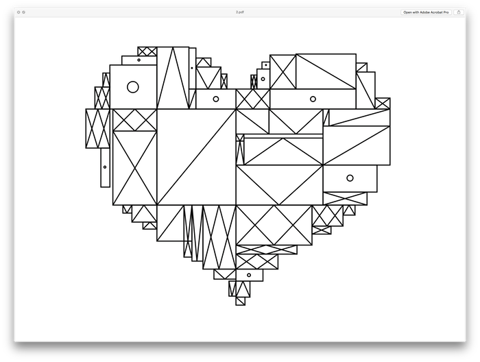 Make 100: Personalized Generative Valentine's Day Cards by