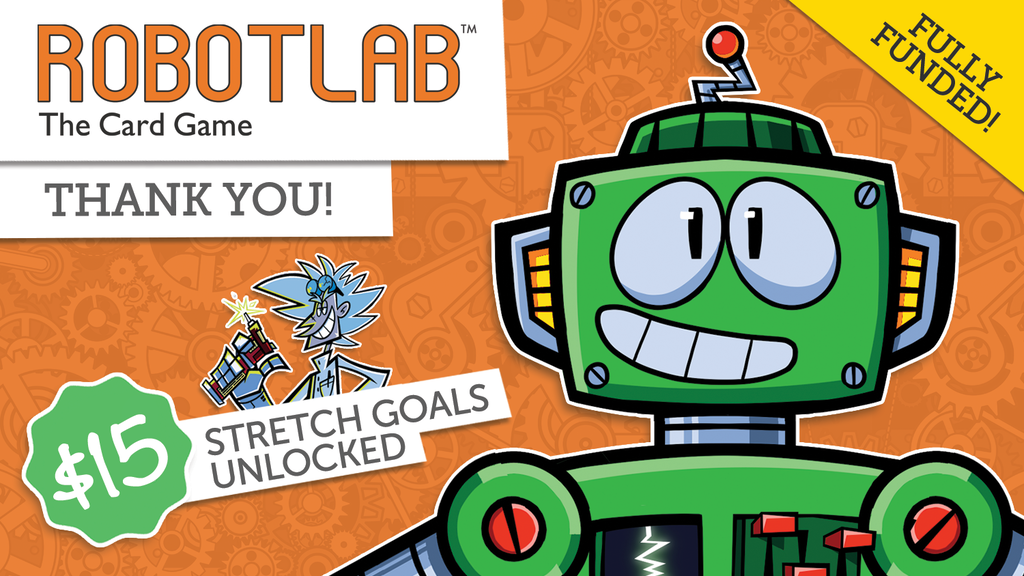 RobotLab: The Card Game project video thumbnail