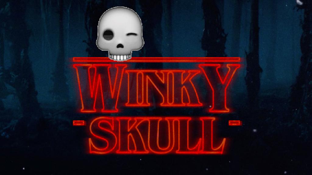 Winky Skull Enamel Pins project video thumbnail