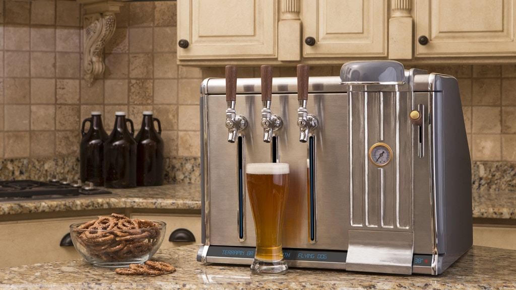 GROWLER CHILL: Keeps 3 Growlers Cold, Fresh & On Tap at Home project video thumbnail