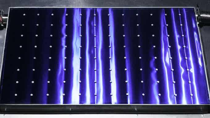 Tenkiv Solar Thermal Collector