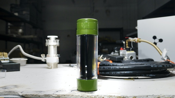 Solar Thermos
