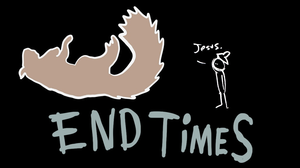 Bobby Miller's END TIMES project video thumbnail