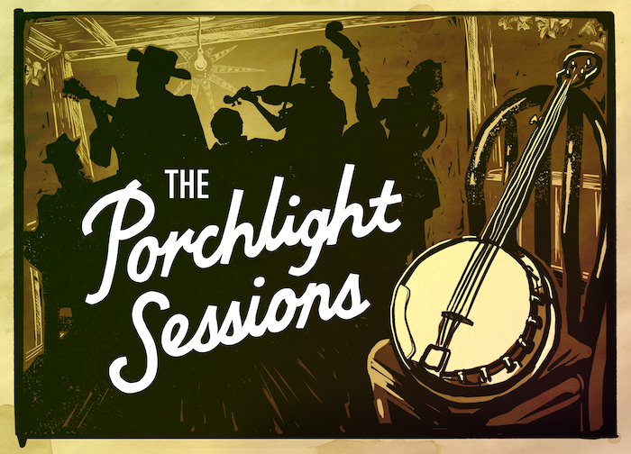 The Porchlight Sessions offers a rare look at the inventiveness of the human spirit through reimagining the history of Bluegrass. #bluegrassfilm
