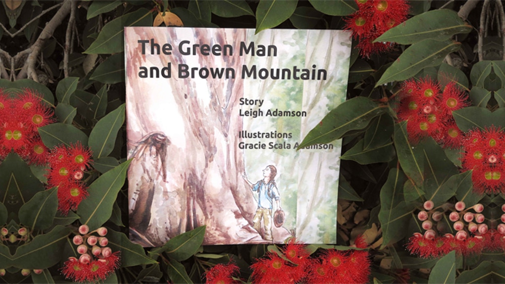 The Green Man and Brown Mountain. Saving a forest: Victoria project video thumbnail