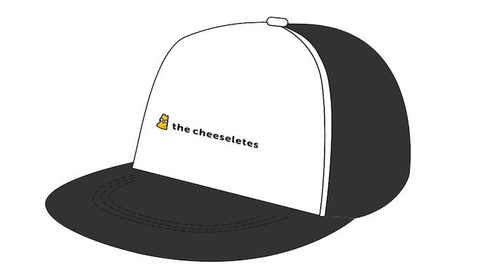 Cheeseletes Trucker Hat