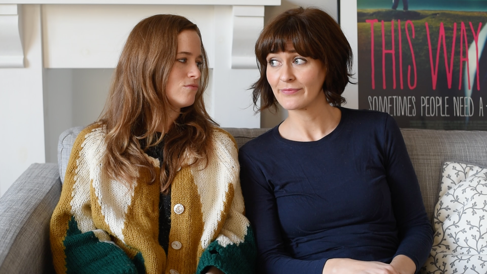 Jet-black comedy-thriller feature about self help addict, Lou, who unwittingly finds herself on a killing spree with her unhinged new life coach, Val.