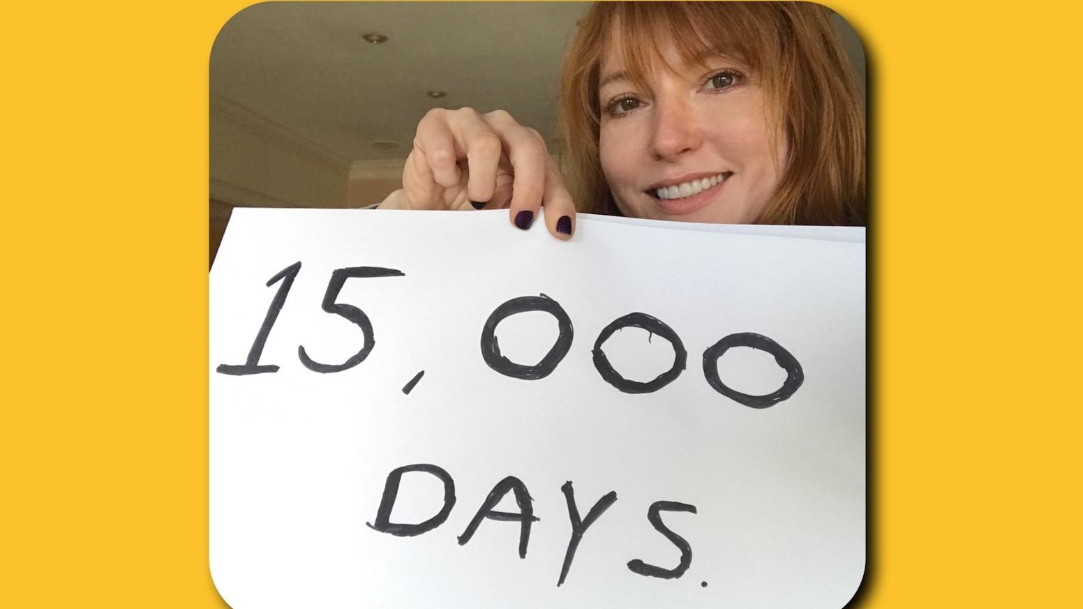 15000 Days By Alicia Witt The Album By Alicia Witt Kickstarter