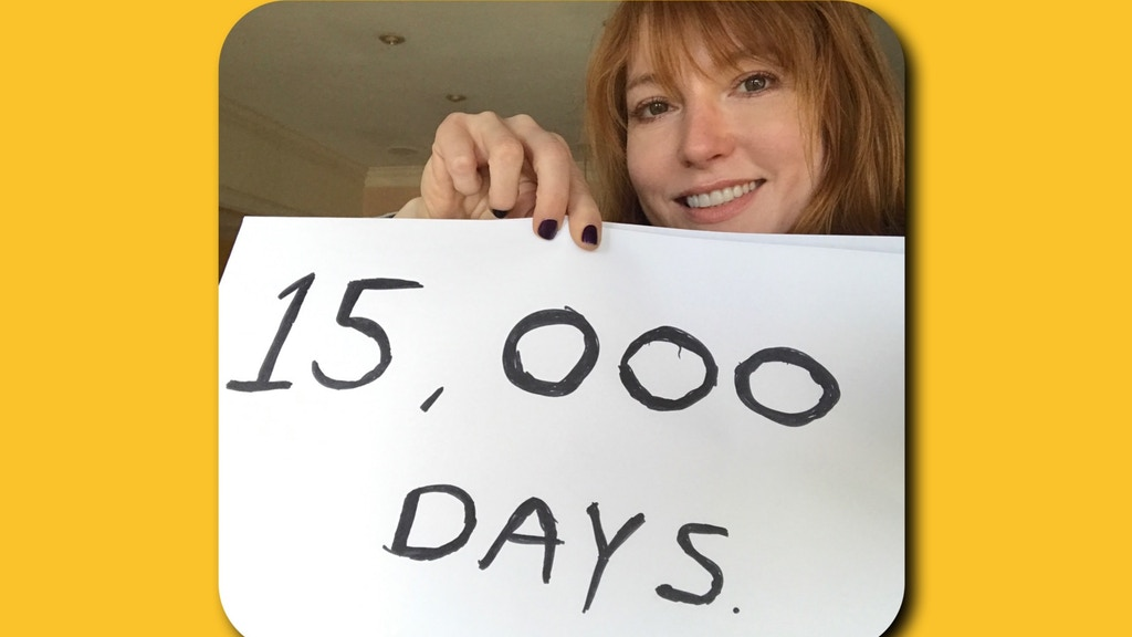15,000 Days by Alicia Witt - The Album project video thumbnail