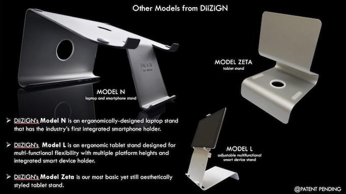Model N + L + Zeta