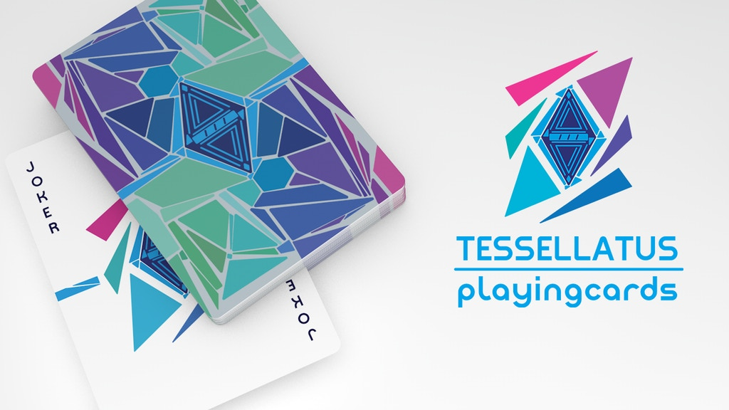 Tessellatus Playing Cards project video thumbnail