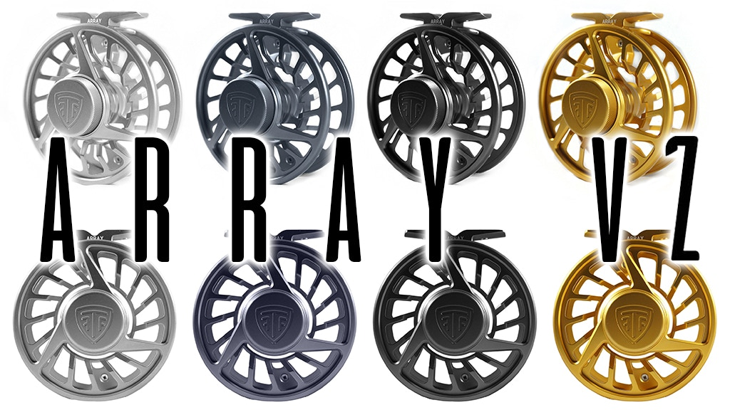 Taylor Fly Fishing Reels: Array V2 project video thumbnail