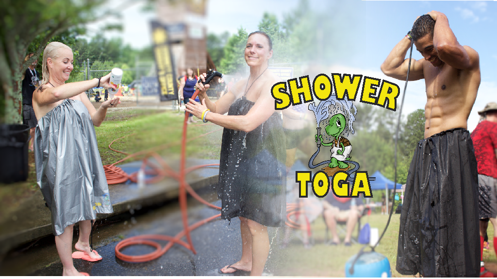 Shower in public in a Shower Toga!! project video thumbnail