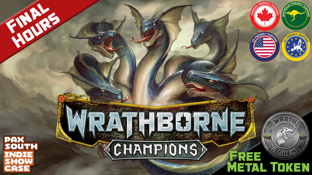 Wrathborne Champions project video thumbnail