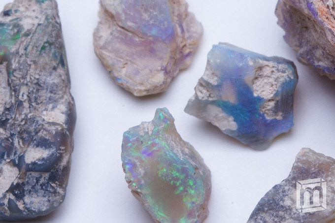 """""""Opals combine brilliant qualities of the most valuable gems and, above all, defy description."""" ~ Pliny the Elder"""