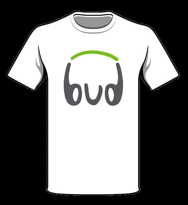 Bud T-shirt ($15 backer)