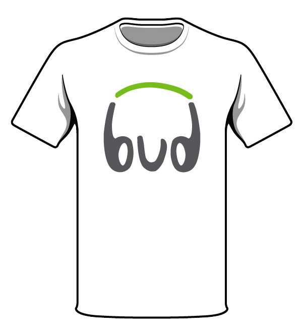 Bud T-shirt ($15 backer)