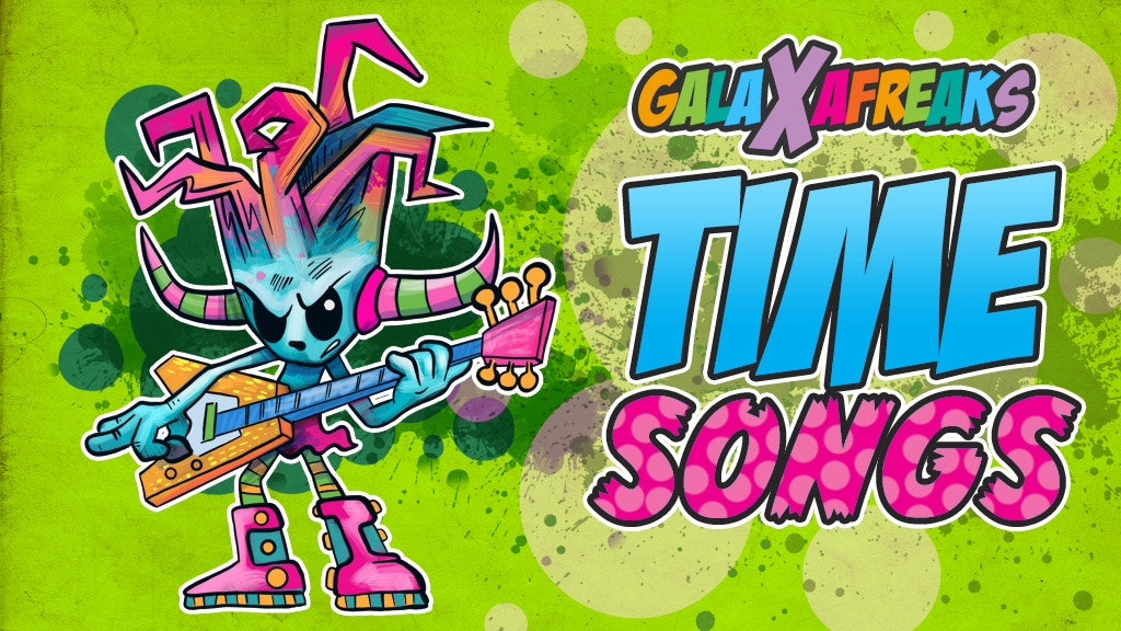 GalaXafreaks: Time Songs Issue 1 project video thumbnail