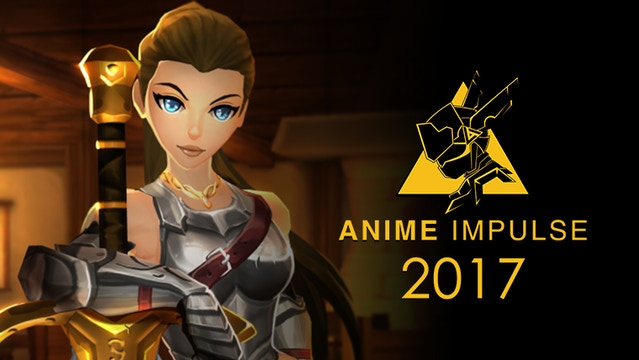 AdventureQuest 3D at Anime Impulse 2017