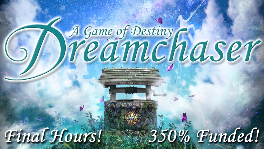 Dreamchaser: A Game of Destiny (RPG) project video thumbnail