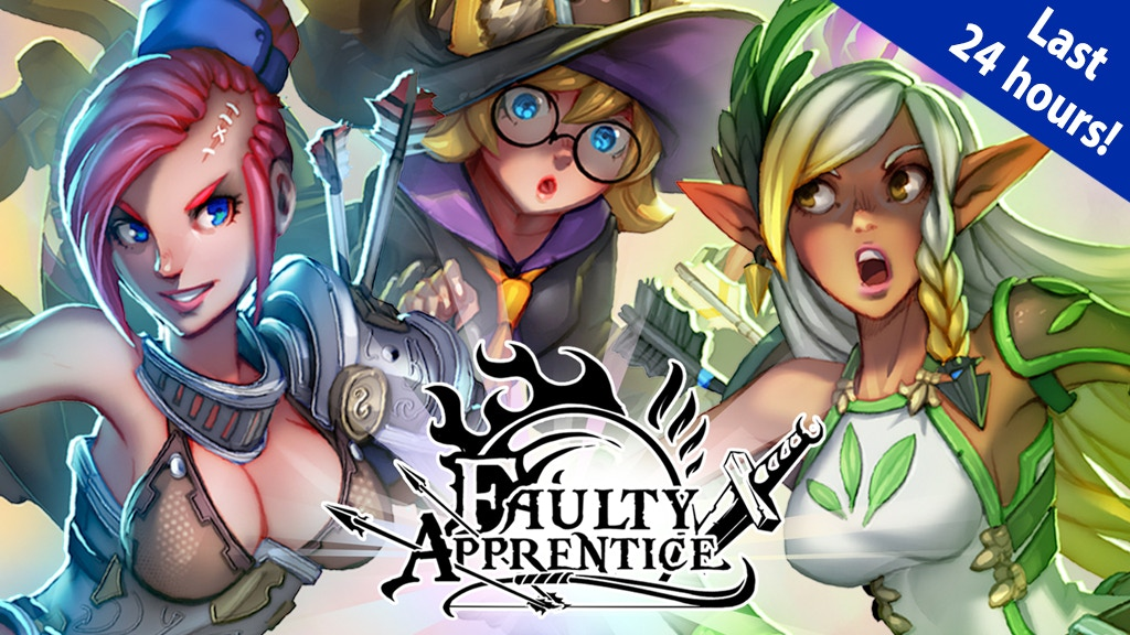 Faulty Apprentice: Interactive Visual Novel / Dating Sim project video thumbnail