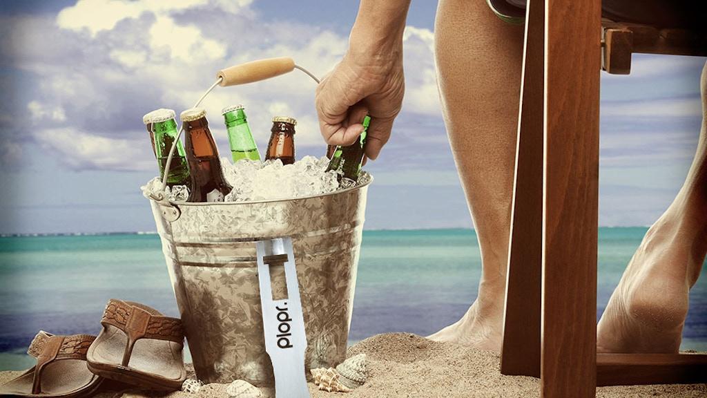 Plopr - The worlds coolest bottle opener project video thumbnail