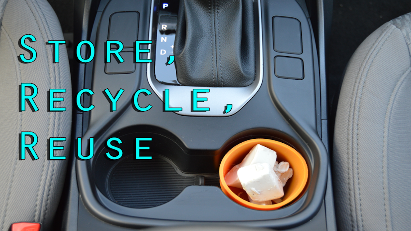 Keep your car and the beach clean from sticky and toxic surf wax. The Orange Peel is the best way to recycle and store your surf wax.