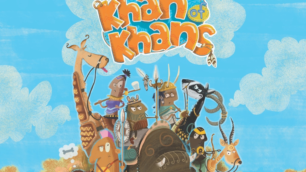 Khan of Khans family game project video thumbnail
