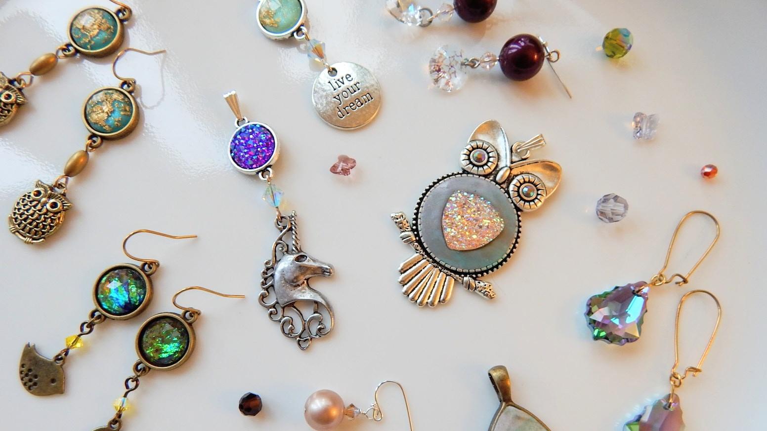 3d6c578d9448 Make 100  Unique Handmade Jewelry by Tanya — Kickstarter