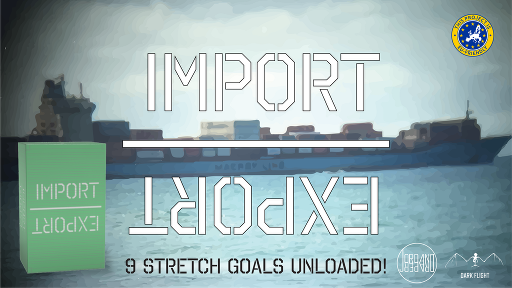 Import / Export project video thumbnail