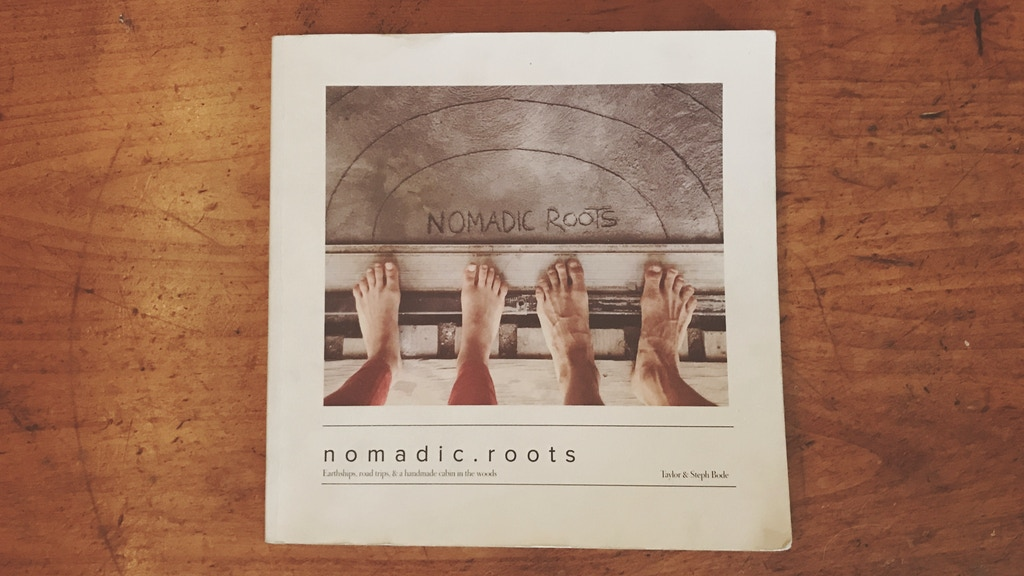 Nomadic Roots Photo Book project video thumbnail