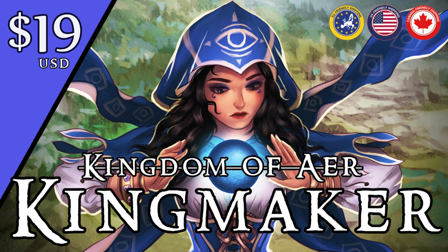 15 minutes of assassinating royalty, betraying allies, and surviving the mayhem to win the crown for your house! 2-5 players.