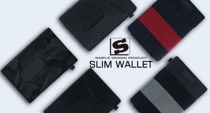 x-flex slim wallets