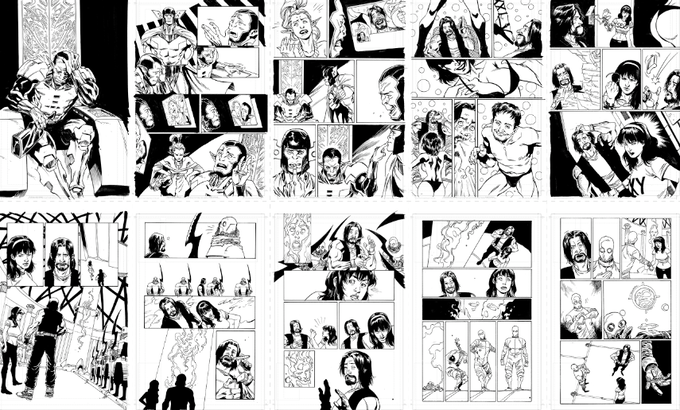 Issue 2 preview pages