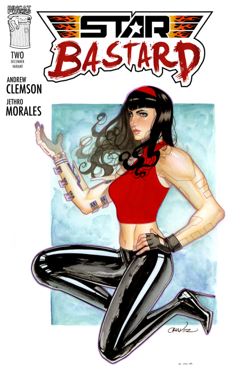Issue 2 cover D