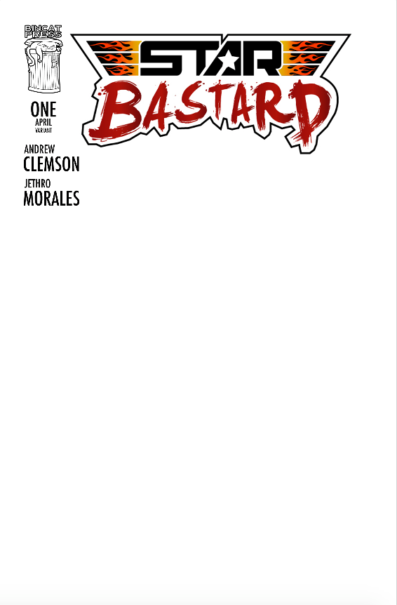 Issue 1 Blank Variant