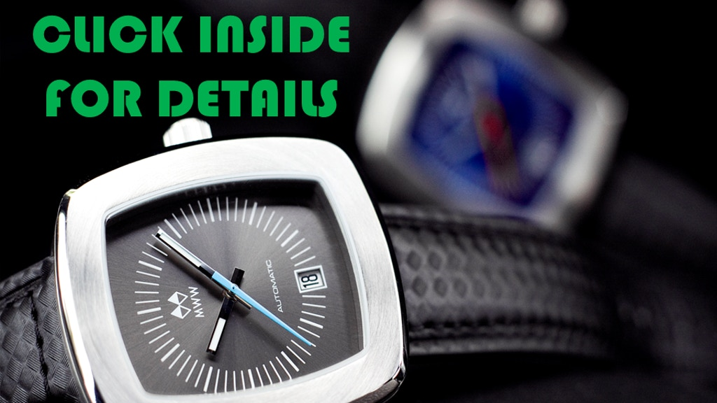 Return to Simple - The Equinox Watch Series project video thumbnail