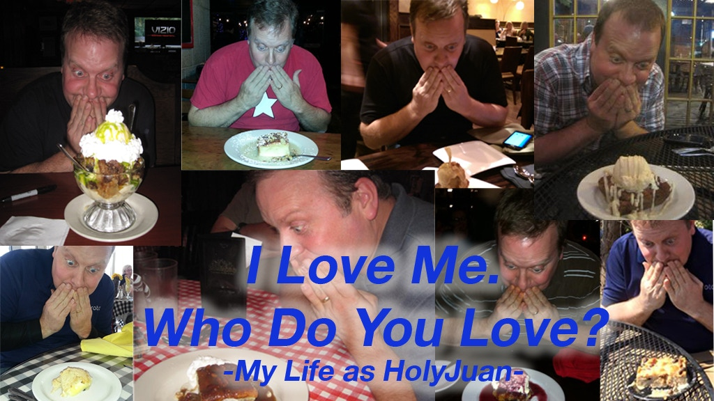 I Love Me. Who Do You Love? - My life as Holyjuan project video thumbnail