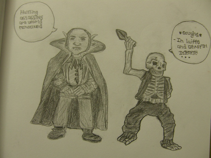 The Count and Assassin